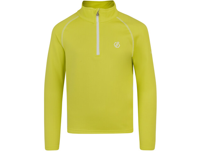 Dare 2b Consist Core Stretch Shirt Kinder citron lime